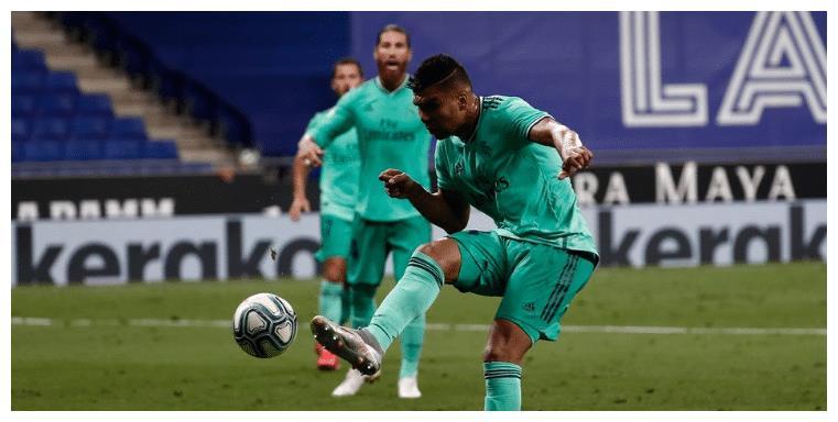 皇马1-0挖出争冠确保!28岁硬汉攻防俱佳,场上数据无愧国际最佳
