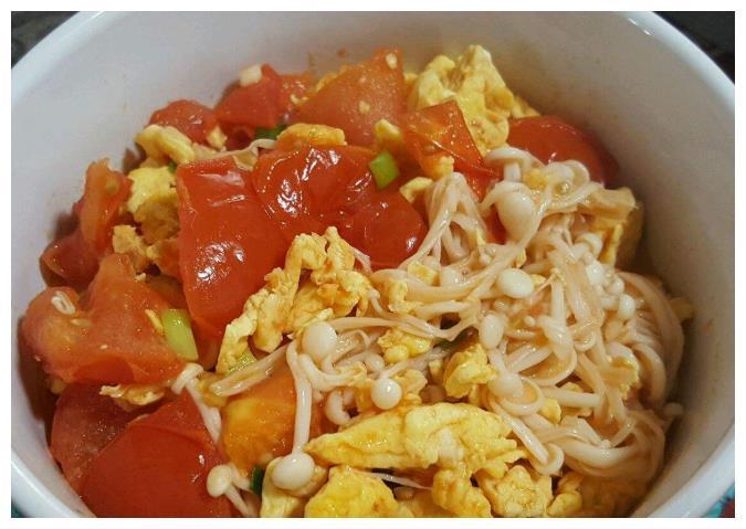 西红柿和它一起炒,每天炒一盘,洗肠道,细腰瘦腿,口臭不见了