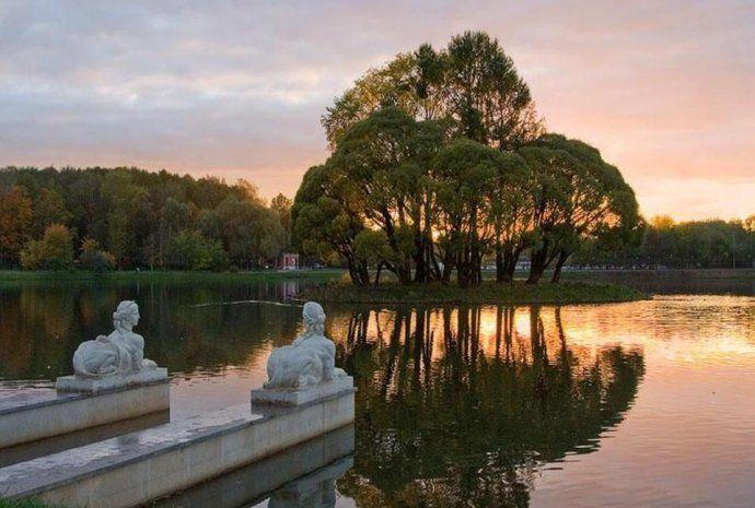 乌克兰画家Kostenko Anna写实风景画欣赏