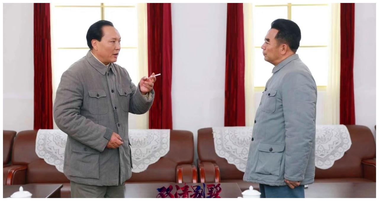 蒋介石特型演员队伍再添一员,资历不输马晓伟,造型却撞脸光头强