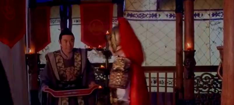 武媚娘传奇:李世民身中毒箭,吴王安排媚娘在军中服侍他
