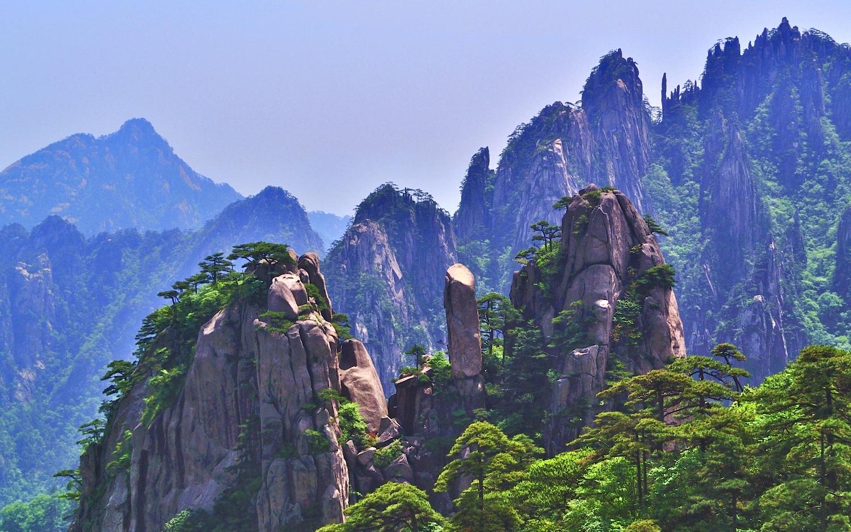 安徽被忽略的一座山,最高峰海拔165米,有中国第一文山美誉