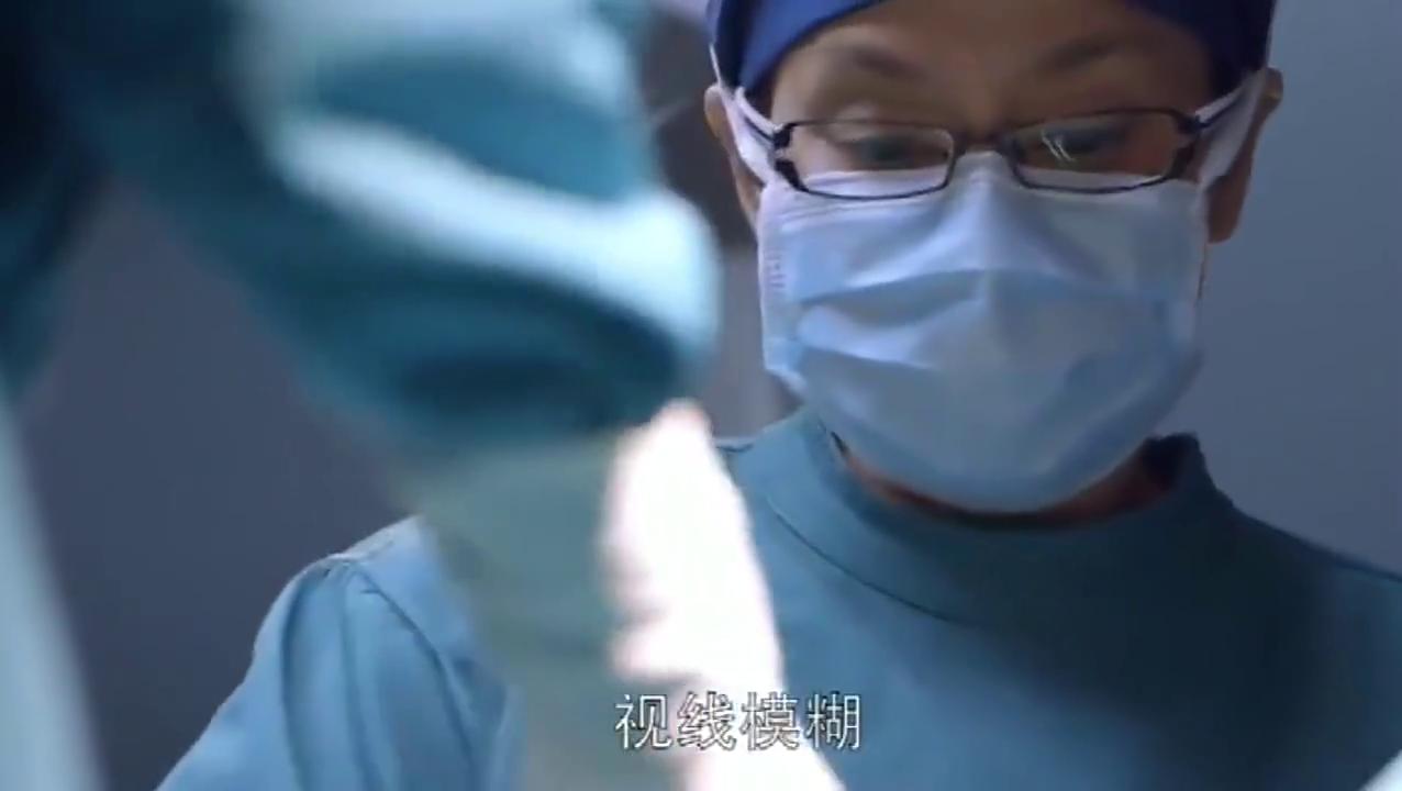 小女生宫外孕破裂,医生准备切卵巢,老教授霸气救场
