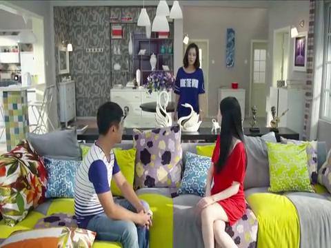 张俐和谢伟去叠峰阁买房还差七万,让媛媛向李海说情打折