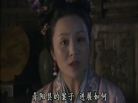 英姑与玉贞讨论事情,因担心宋慈,让英姑前去照顾