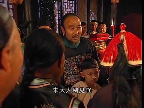 乱世飘萍:李鸿章过寿,神童出口成章,前来贺寿