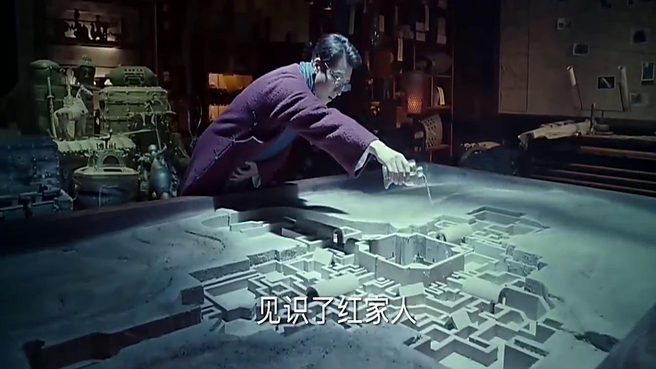老九门:佛爷的亲兵上了陈皮为他安排的套了