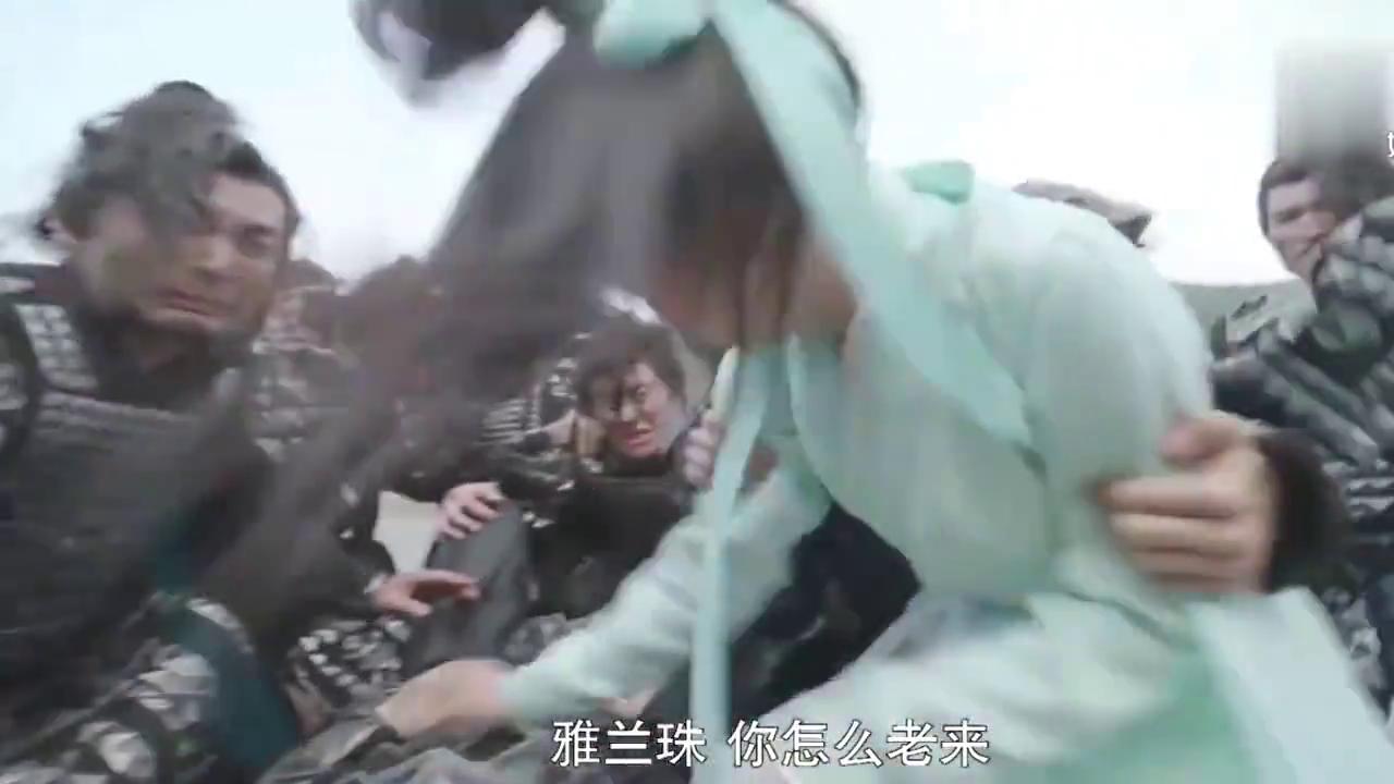 雅兰珠对战北野进行人工呼吸,还没开始呢,表情先让人醉了