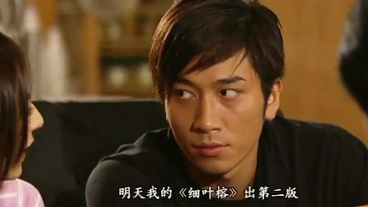电视剧:江若琳知吴卓羲是卧底,只能是小心翼翼