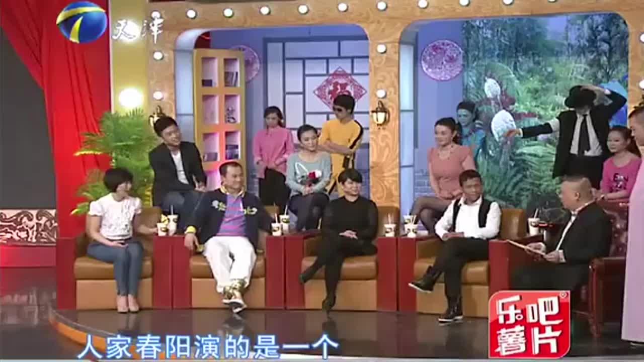 """演员沈春阳自曝曾去过""""精神病院"""",独特经历,逗乐郭德纲"""