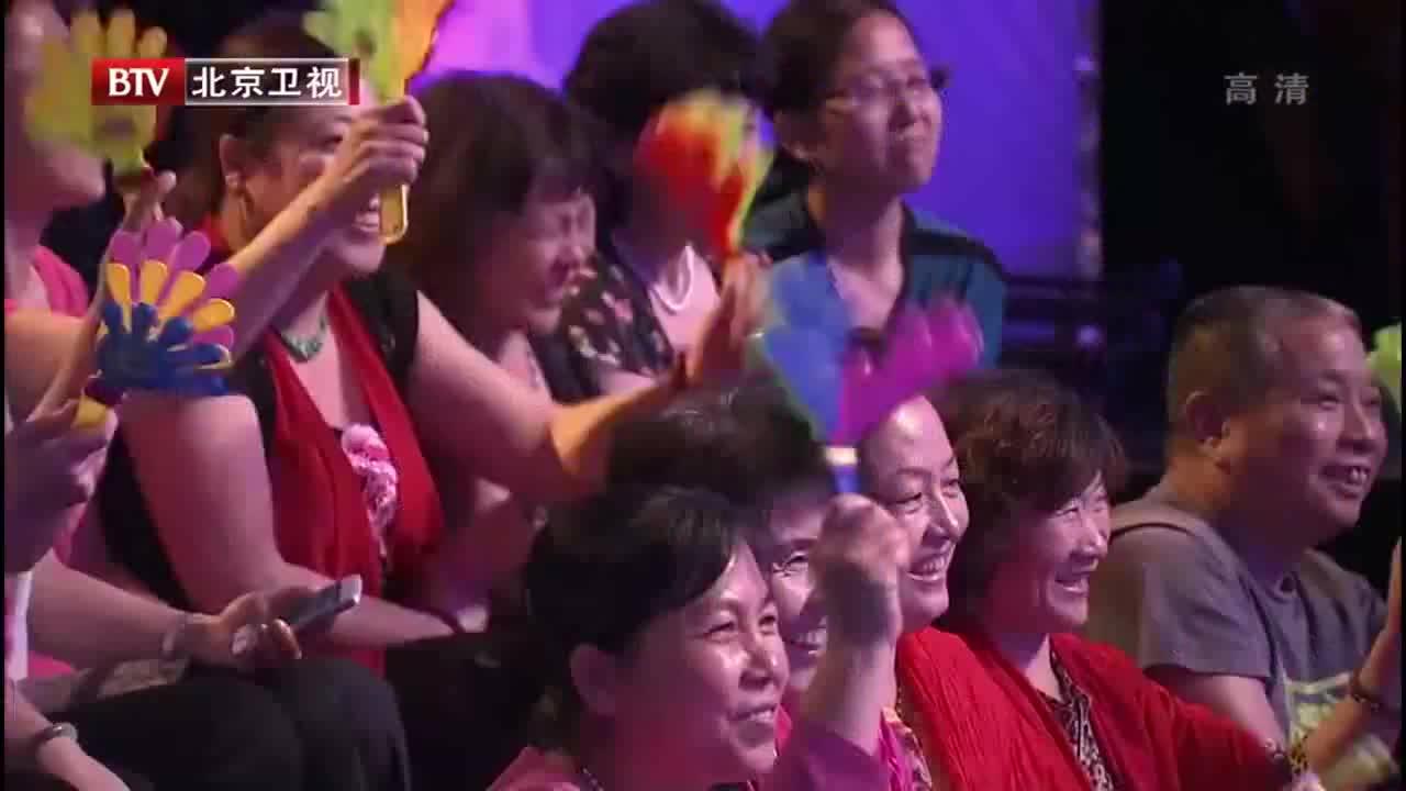 大戏看北京:龚琳娜的《忐忑》被众明星模仿,不愧是神曲