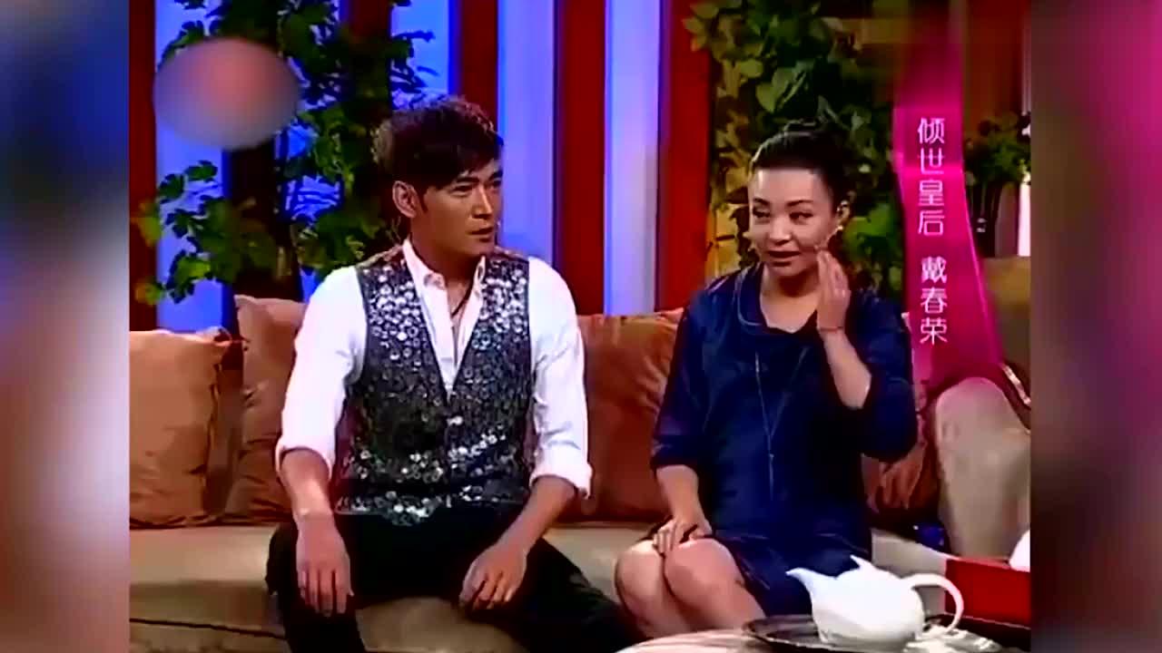 娱乐圈冻龄男神排行榜,林志颖垫底,第一位70多岁依旧帅气逼人!