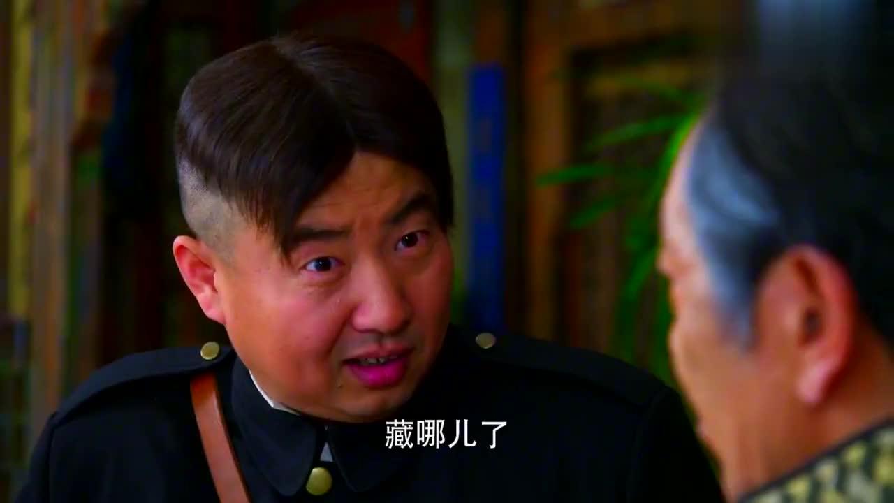 大秧歌44:吴江海害死老太太,掳走吴若云,海猫将秧歌做条件救人