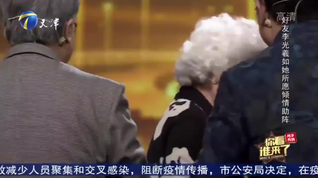 李光曦老先生告诉于淑珍:老了也要唱,这是我们的社会价值!