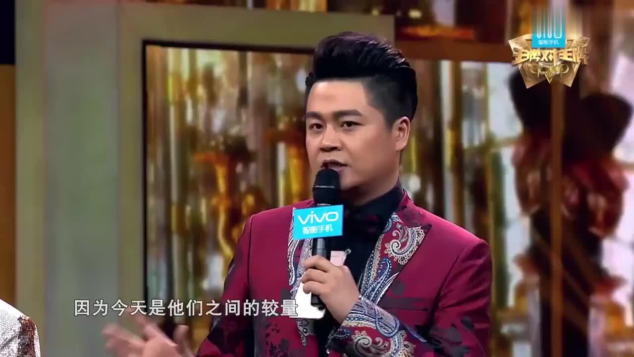 王祖蓝变身林俊杰,和阿Sa演唱《小酒窝》阿Sa却突然变成李亚男