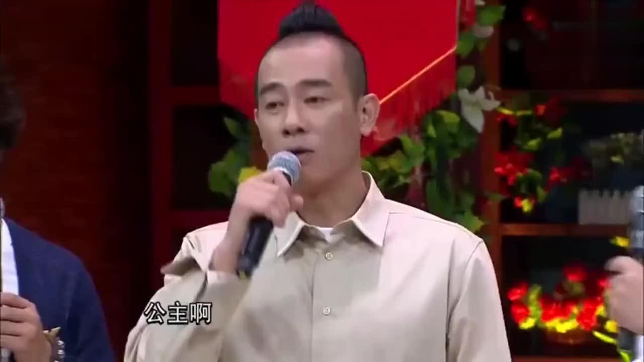 陈小春求婚带几十个兄弟,跪地哭了半小时