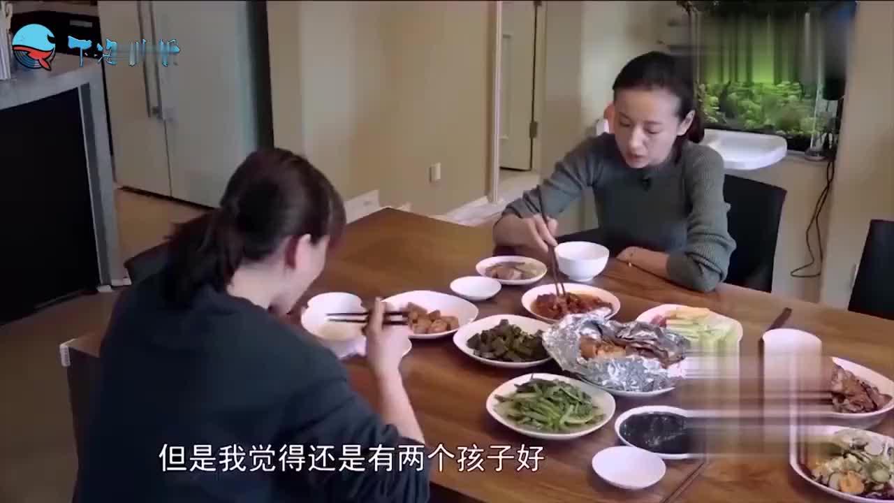 董洁谈家庭合集,称不介意儿子和潘粤明交往,直言想要二胎陪伴