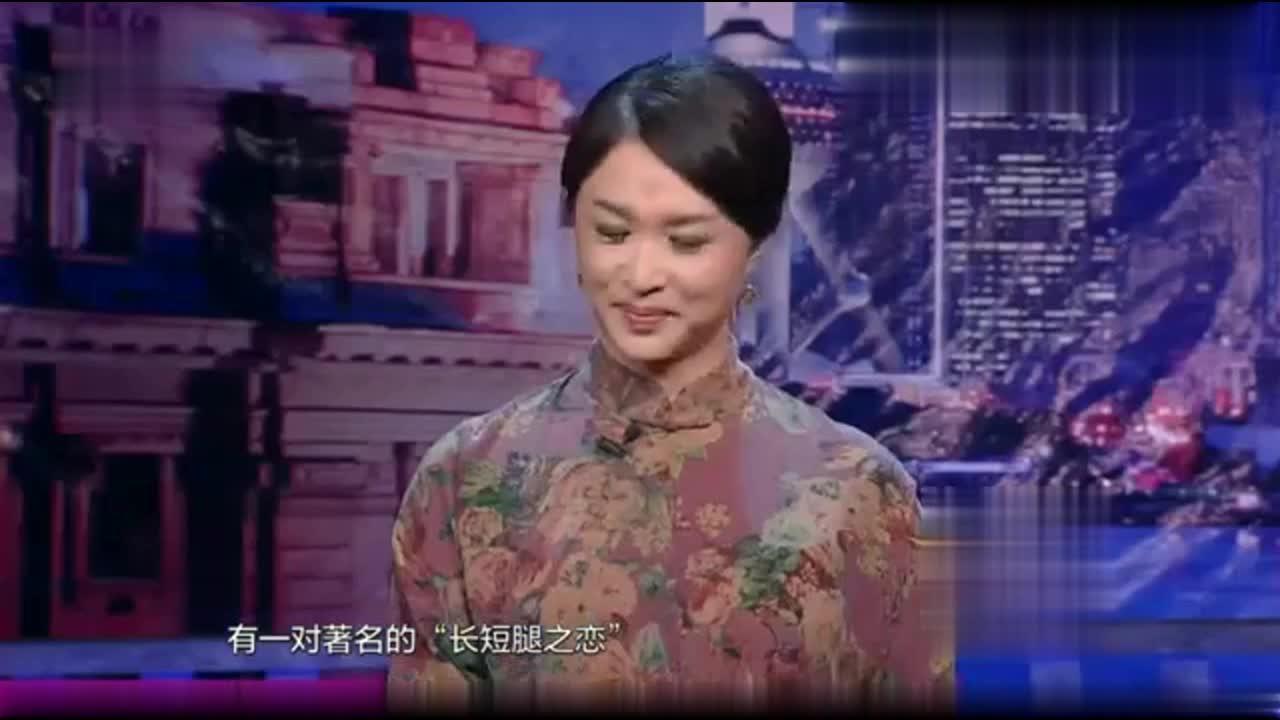 金星调侃王祖蓝与妻子,身高相差12公分!金星:最萌身高差!