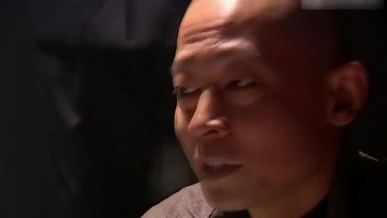 王志文堪称行走的表演教科书,一段台词,揭露人性的黑暗面