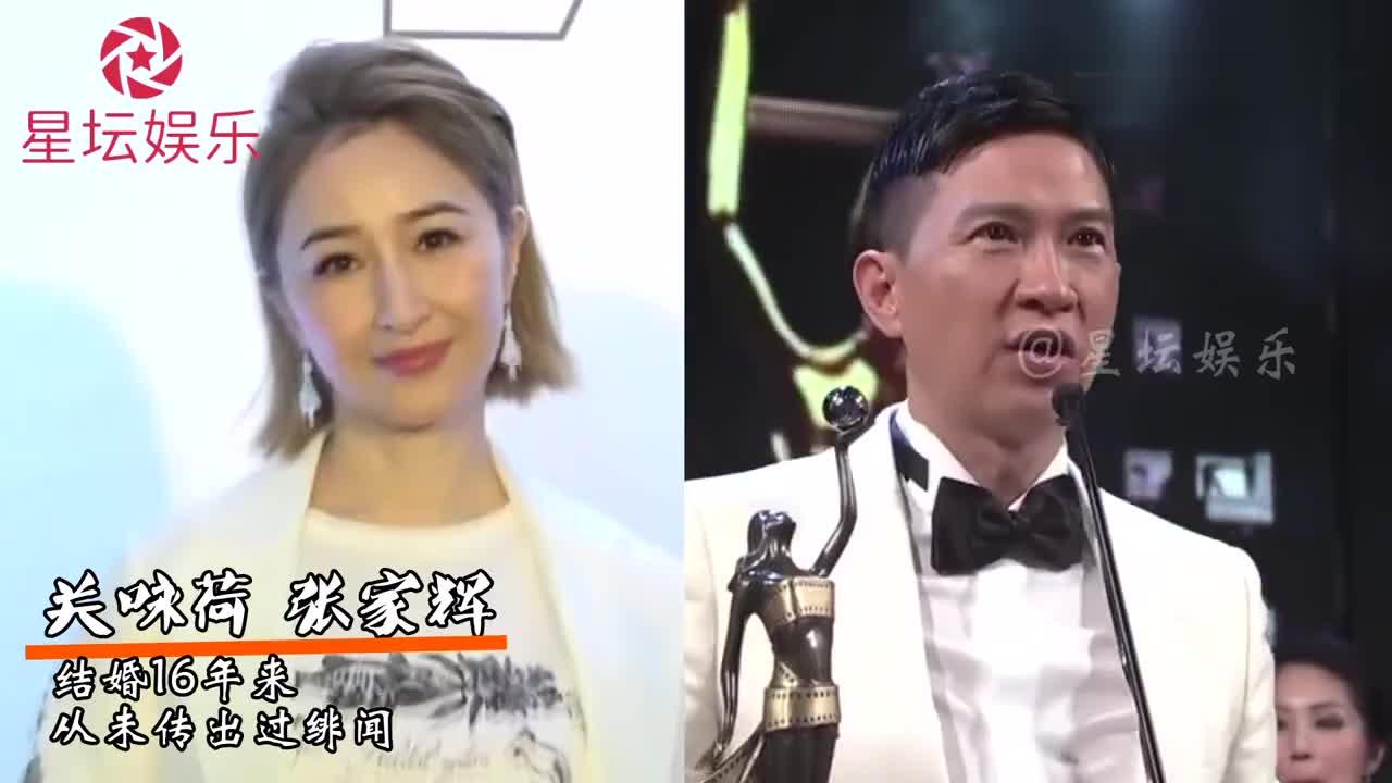 香港10对恩爱如初的明星夫妻,刘青云郭蔼明上榜,连续21年送礼物