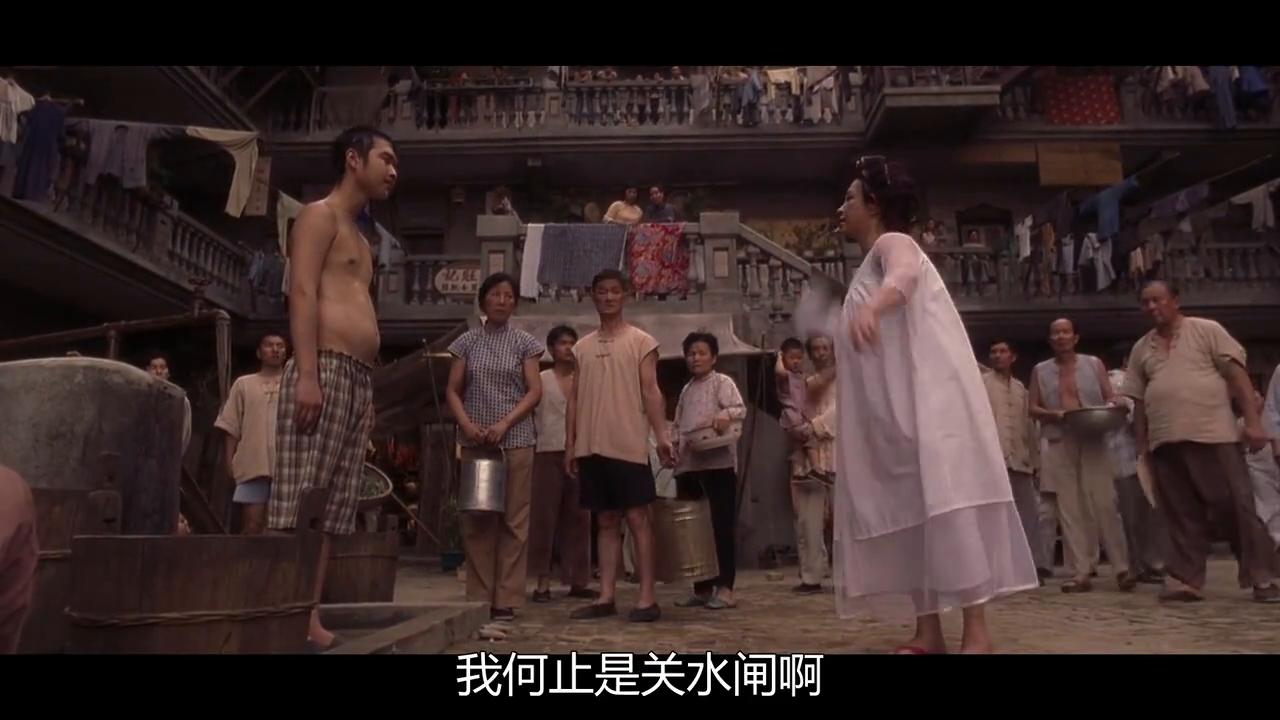 把酱爆何文辉的戏重新剪辑,更像是他的一个励志故事