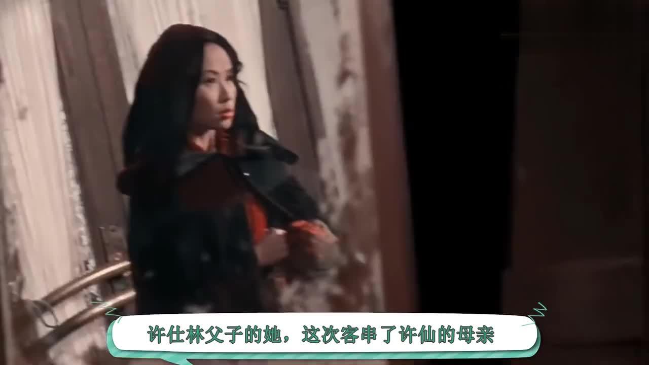 叶童:张国荣眼中的天才,美貌获倪匡盛赞,57岁至今无子女
