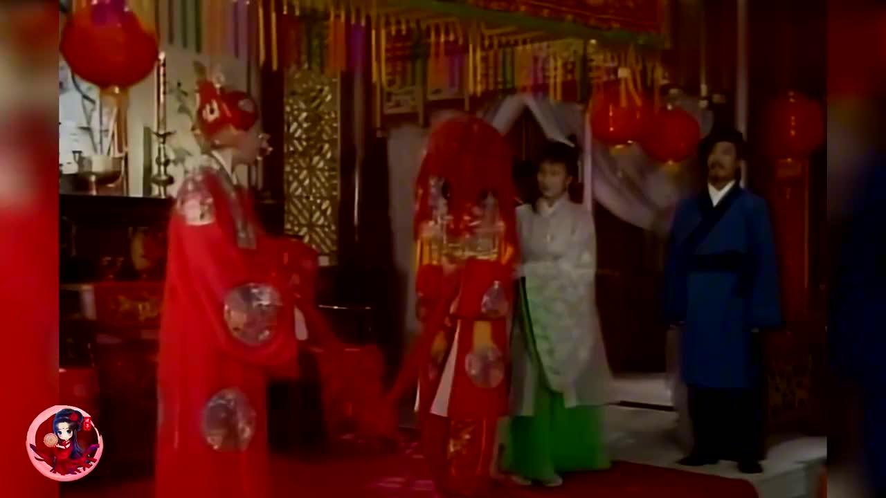 新白娘子传奇:白素贞许仙拜堂成亲,许仙竟成上门女婿?
