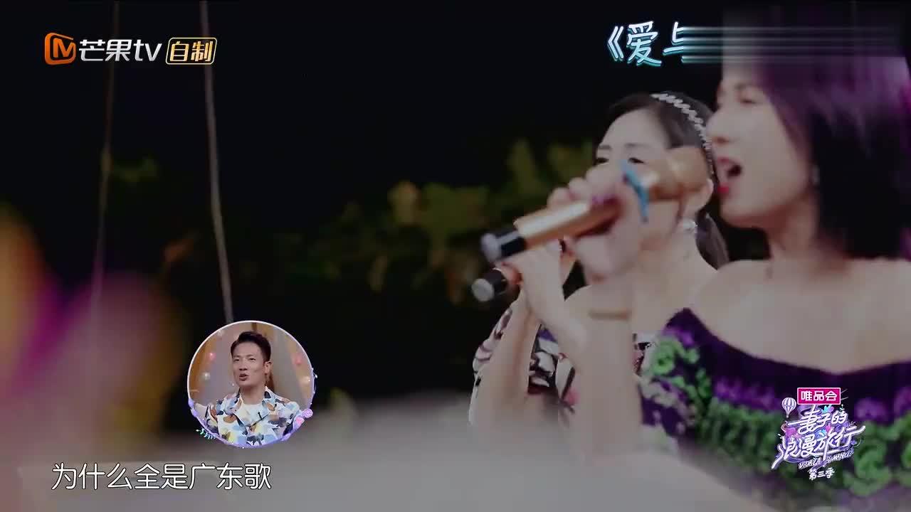 杨千嬅现场演绎《可惜我是水瓶座》,听一次爱一次,根本听不够!