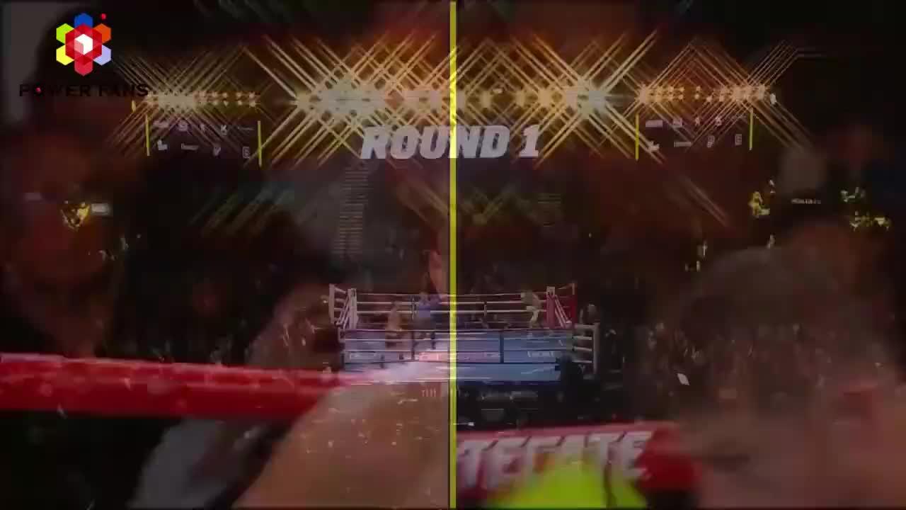 阿瓦雷兹对战谢尔盖,一记左勾拳打的站不稳,右勾拳补上KO