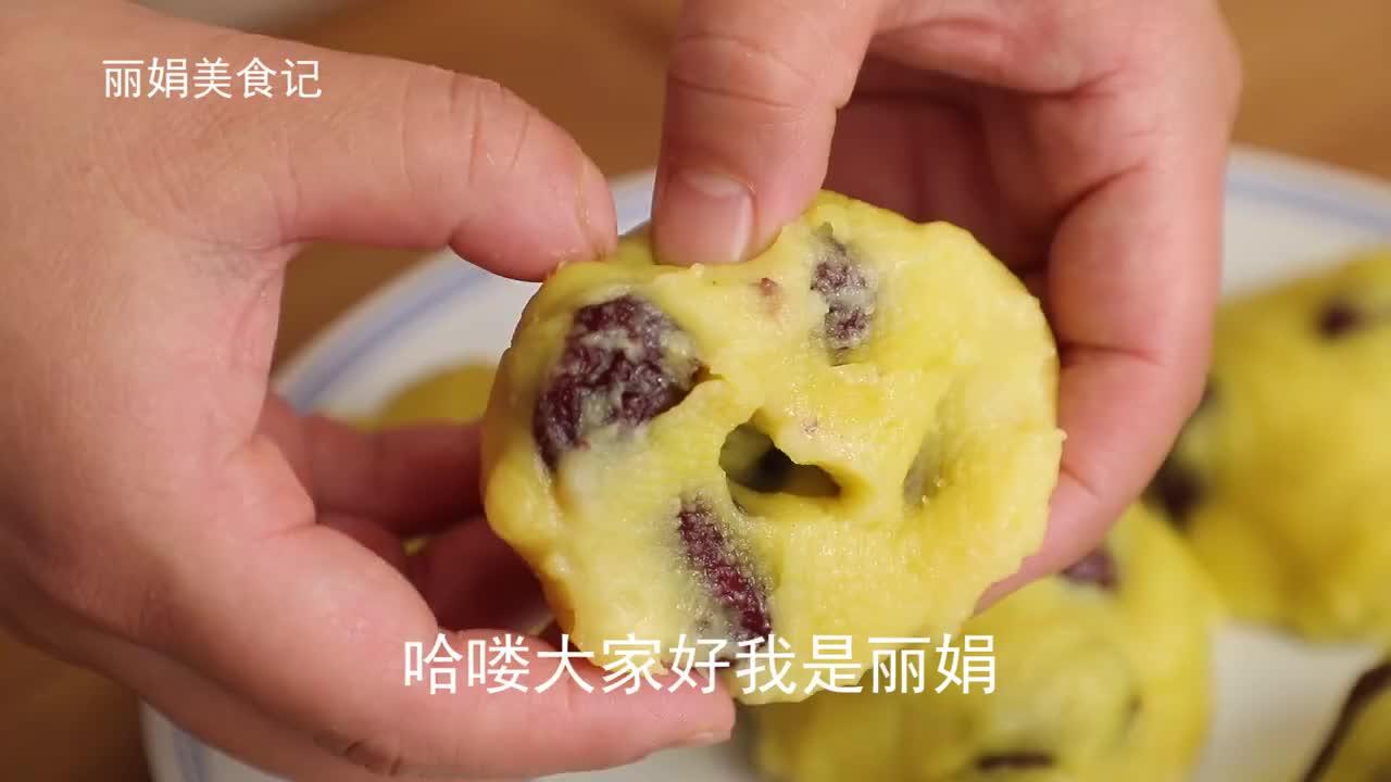 过年了教你在家做年糕做法简单家常传统香甜软糯越吃越香