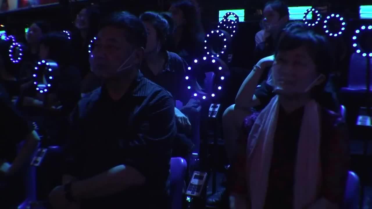 舞者:二次元美少女一出场观众沸腾,金星却皱眉摇头疑惑不解