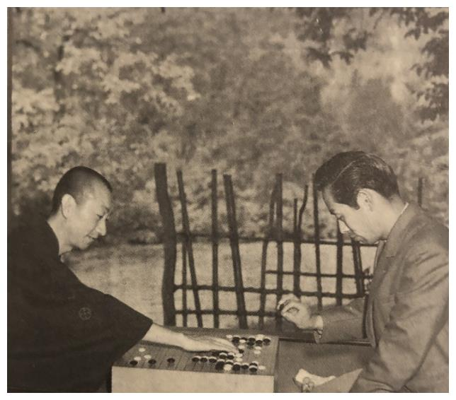 """七十年星光闪烁 (四)""""锈刀""""窪内 关西棋院70周年纪念10"""