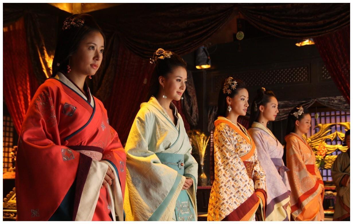 汉文帝在立窦皇后之前,还有个原配夫人?她和她的4个儿子去哪了