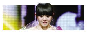 文根英近照公开似洋娃娃 复出演技却被骂浮夸 曾是韩国最年轻视后