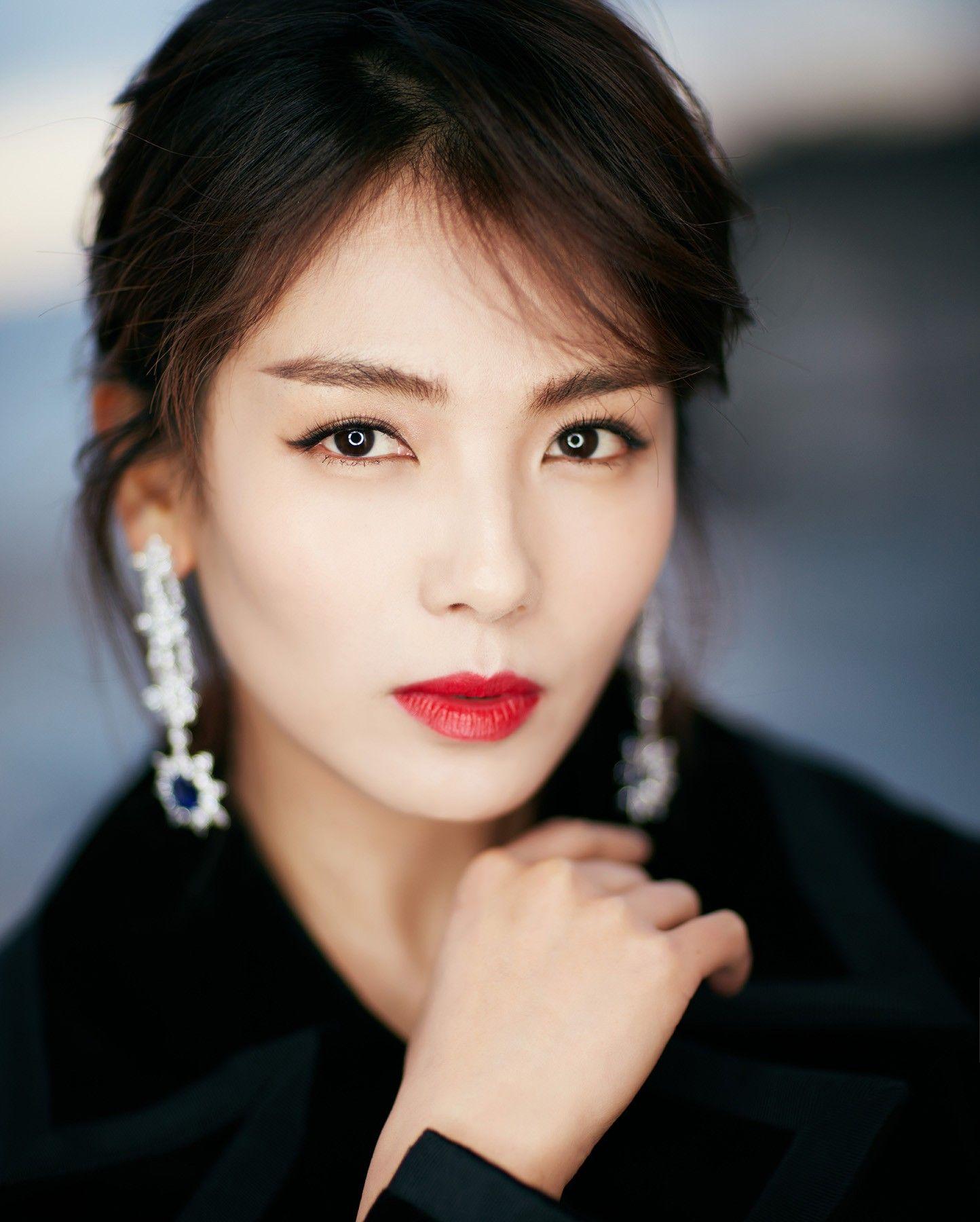 怪不得人家说美人在骨不在皮,由内而外的美是真的美啊——刘涛