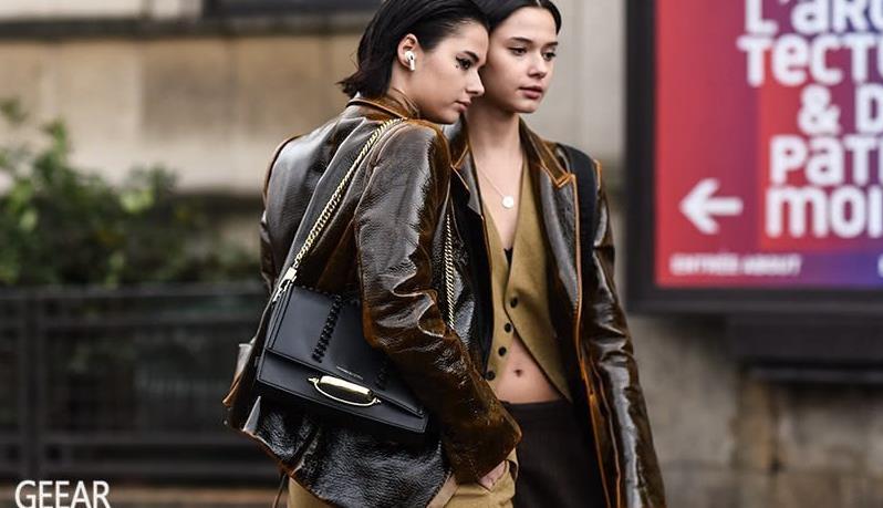 2020秋冬巴黎时装周街拍