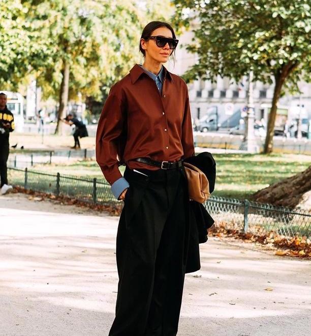 """穿腻了乖乖的淑女装?不如尝试下""""男装女着"""",解锁另类时髦感"""