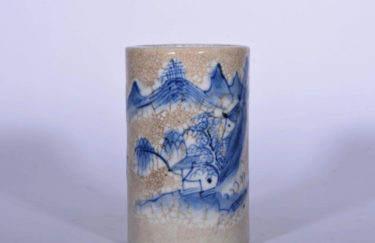 清代民窑瓷器也卓然
