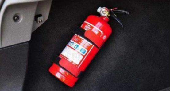 电动汽车需要配备灭火装置吗?