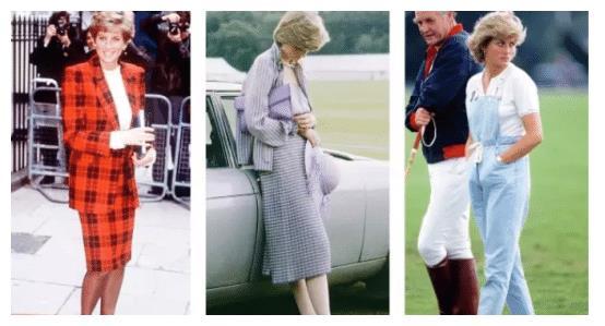 英国女王模仿戴安娜王妃红色配紫色?结果被吐槽太土气了