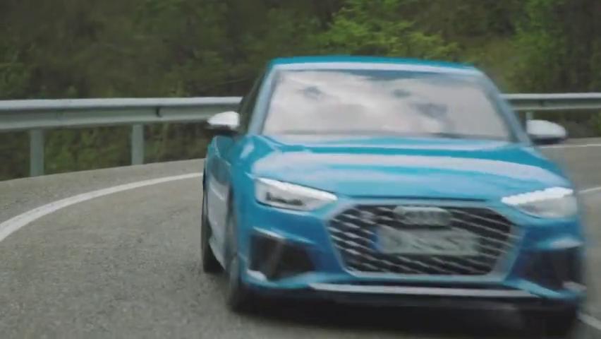 视频:2020年奥迪S4,寄C4再造型奥迪车型