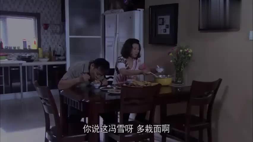 妯娌:朱晓去找老二两口子吃饭,老二抱怨冯雪不让进卧室门!