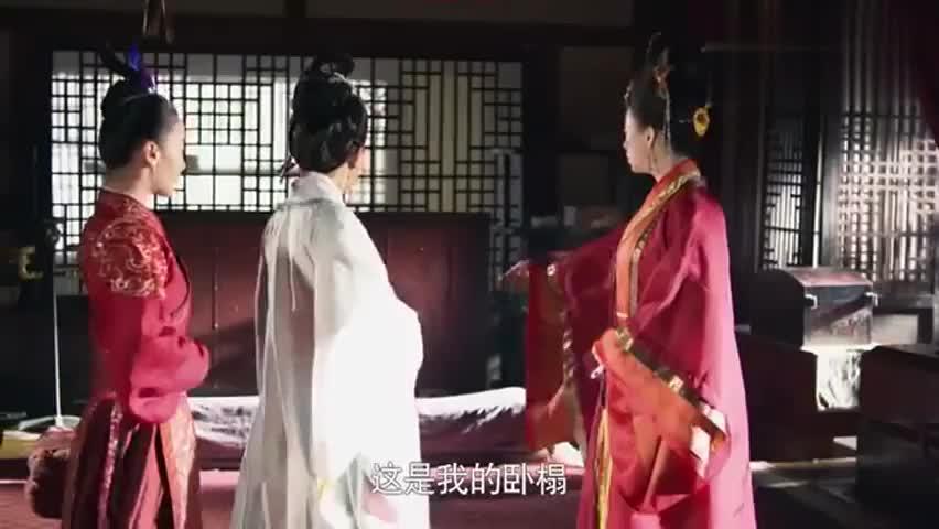 芈月传:王后歹毒!在后宫一手遮天!威胁女医暗害后妃的孩子!