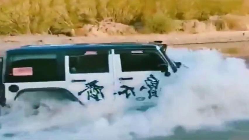 看看老司机是怎么洗车的,和你想象的一样吗
