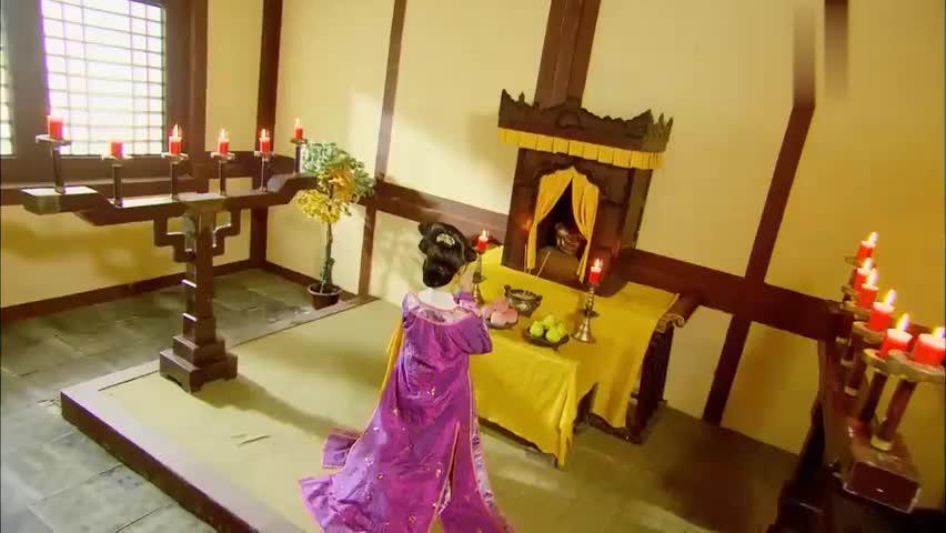 薛仁贵前线打仗无音讯,妻子久跪佛堂不起,这就是真爱!