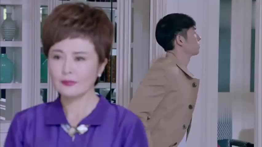 如果爱:宋乔植打算辞职,张怡荻母性大发支持儿子