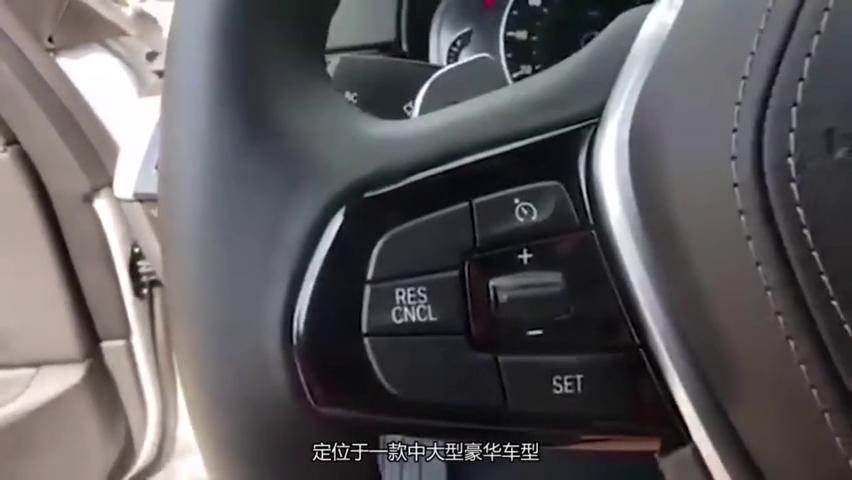 视频:宝马5系,外观年轻,操控性不错