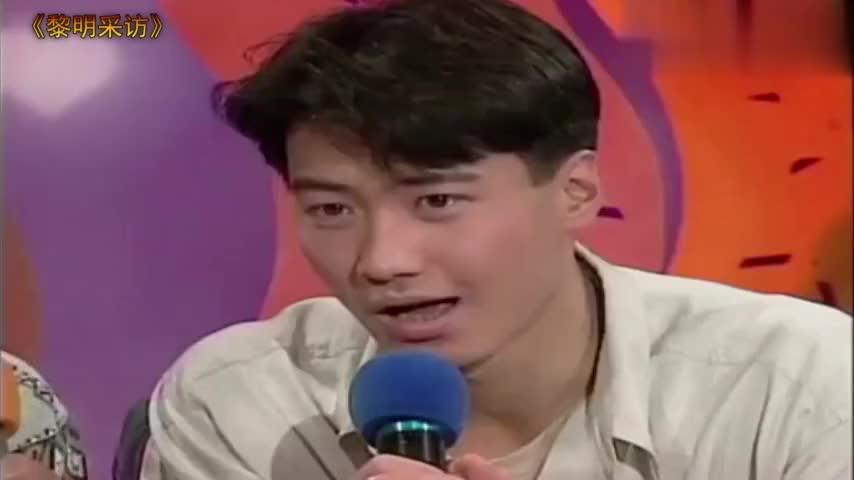 香港艺人如何评价刘德华?黎明称他为前辈,张学友点评刘德华唱功