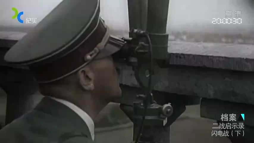 希特勒下令轰炸华沙,世界各国纷纷采取措施,连马都带上防毒面具