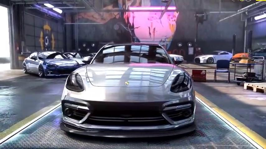 视频:始于保时捷,忠于帕拉梅拉,四门轿跑车的颜值巅峰!